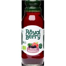 Royal Berry Organic Aronia-Raspberry Fruit Juice 285ml