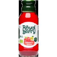 Royal Berry Organic Raspberry-Quince Fruit Juice 285ml
