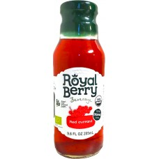 Royal Berry Organic Redcurrant Fruit Juice 285ml
