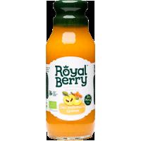 Royal Berry Organic Quince - Seabuckthorn Fruit Juice 285ml
