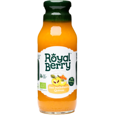 Royal Berry Organic Quince - Seabuckthorn Fruit Juice 285ml