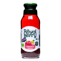 Raspberry Quince with Chia 285ml