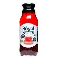 Royal Berry Organic Strawberry Fruit Juice with Chia 285ml