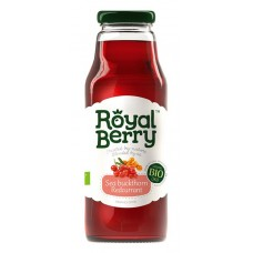 Royal Berry Organic Sea buckthorn with Redcurrant Fruit Juice 285ml